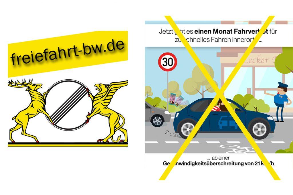 Online-Petition gegen StVO-Novelle 2020